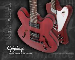 epiphone worn firebird studio