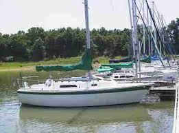 cal 25 sailboats