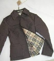 jacket burberry
