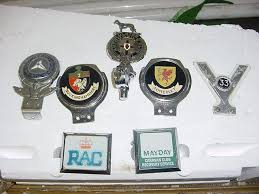 automobile badge
