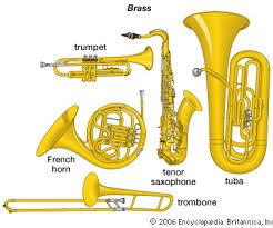 high school band instruments
