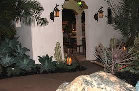 moroccan style garden