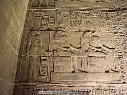 egyptian wall carvings