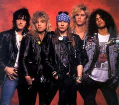 gunns and roses