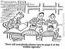 business agendas
