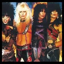 glam metal bands