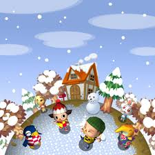 animal crossings nintendo ds