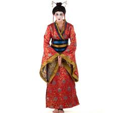 traditional japanese costumes
