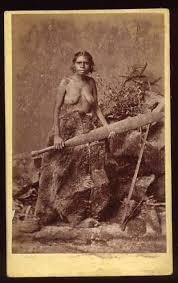 aborigine woman