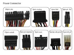 4 pin peripheral connector