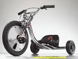 low rider tricycles