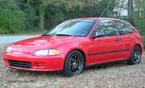 1994 honda civic hatchback