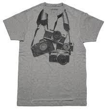 t shirt camera
