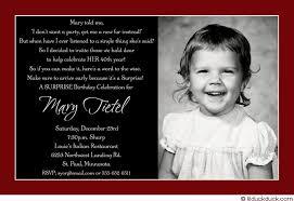 40th invitations