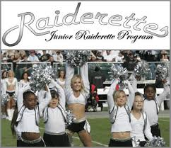 raiderette uniform