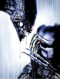 predator vs alien pictures