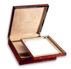 burlwood box