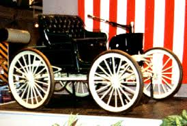 horseless carriages