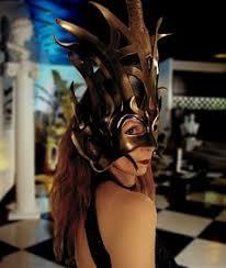 gothic masquerade masks
