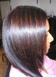 high lights on hair