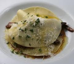 large ravioli