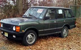 range rover 1991