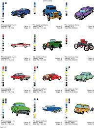 cars pictures to color
