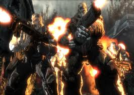 gears of war2 pics