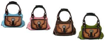 saddle bag purses