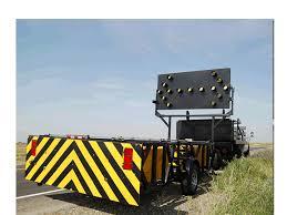 attenuator truck