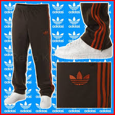 brown tracksuit