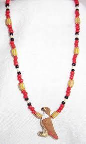 hawk necklace