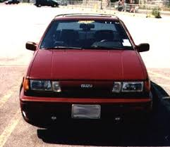 isuzu imark turbo