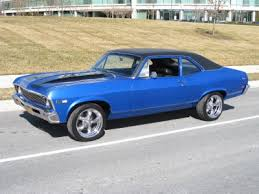 1968 nova ss