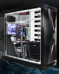 cooled pc cases