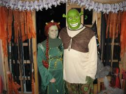 princess fiona costumes