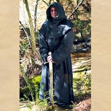 monk clothing