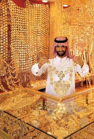 middle east gold