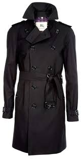 black coats for men