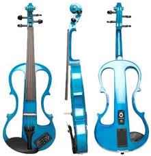colour violin