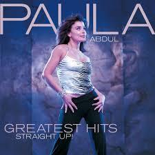 paula abdul album