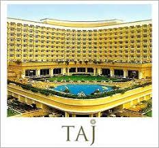 the taj palace