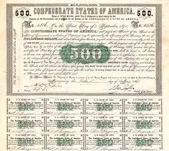 confederate bond