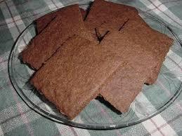 chocolate cracker