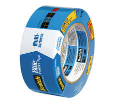 blue paint tape