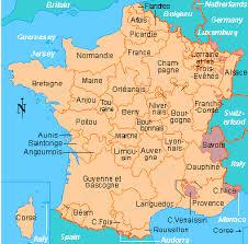 france provinces