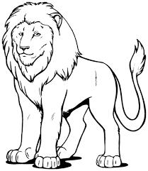 lion clip art pictures