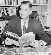 a picture of dr seuss