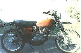 1975 honda xl 350