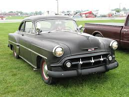 1953 chevy coupe